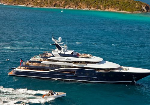 Find Out Which Were the Largest Yachts Sold in 2017
