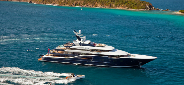 Largest Yachts Sold in 2017 Find Out Which Were the Largest Yachts Sold in 2017 featured 5