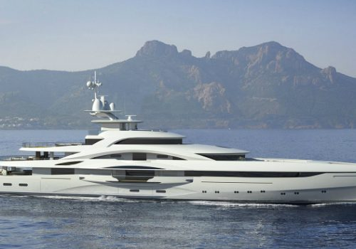 Top 5 Luxury Yacht Concepts Developed by H2 Yacht Design