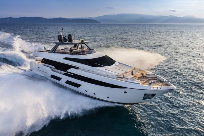 8 Astonishing Luxury Superyachts for Sale at Miami Yacht Show 2018 2