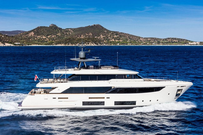 8 Astonishing Luxury Superyachts for Sale at Miami Yacht Show 2018 3-Miami Yacht Show
