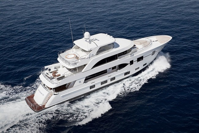 8 Astonishing Luxury Superyachts for Sale at Miami Yacht Show 2018 4