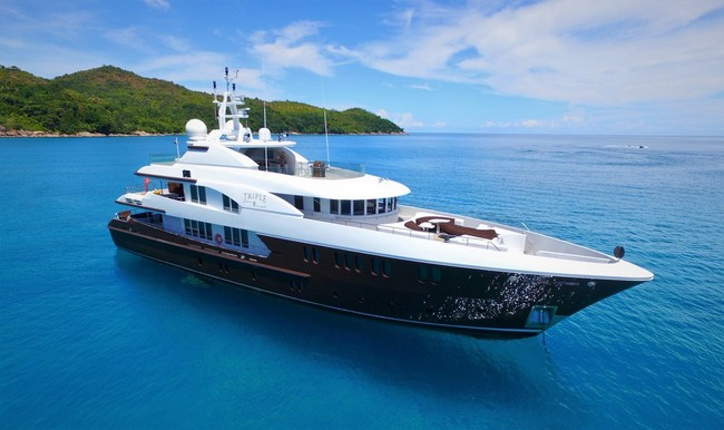 Miami Yacht Show 8 Astonishing Luxury Superyachts for Sale at Miami Yacht Show 2018 8 Astonishing Luxury Superyachts for Sale at Miami Yacht Show 2018 8