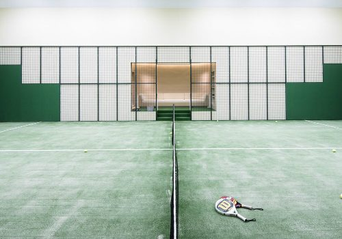 Luxury Superyachts: Aviva's the First Vessel with Indoor Tennis Court