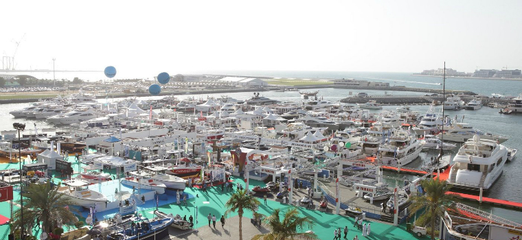What to Expect from the Prestigious Dubai International Boat Show 2018