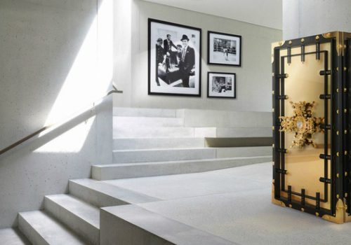 Luxury Safes Edition: The Impenetrable Knox Family by Boca do Lobo