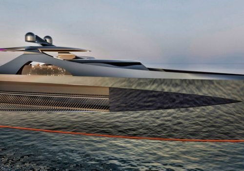 Meet the Latest Superyacht Concept in the Industry: Project Arnela