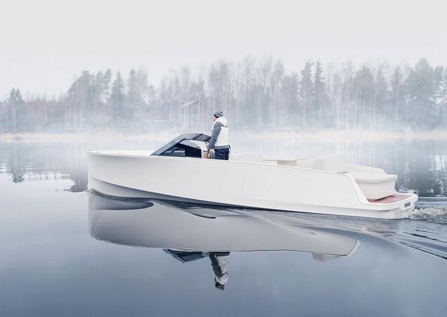 Meet the Minimalist Design of Q-Yachts' Latest Electric Motor Yacht 1 (4) minimalist design Meet the Minimalist Design of Q-Yachts' Latest Electric Motor Yacht Meet the Minimalist Design of Q Yachts Latest Electric Motor Yacht 1 4