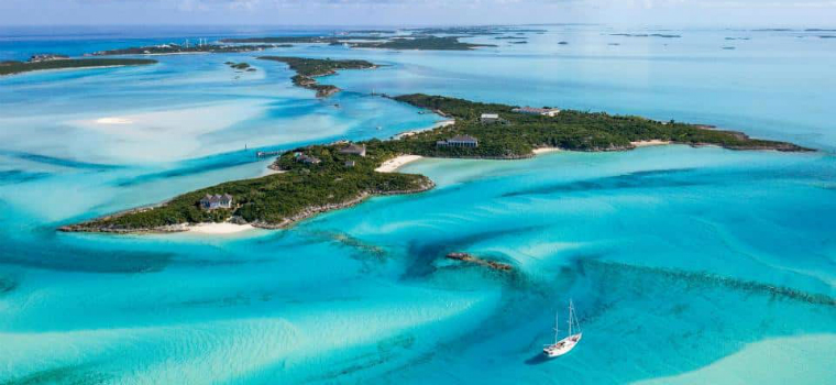 private island in the bahamas Just Imagine Living in this Outstanding Private Island in the Bahamas featured 1