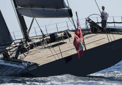 Wally Yachts' Tango Receives the Honorable ADI Compasso D'Oro Award