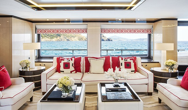 Amels 180 Superyacht to Be on Showcased at the Monaco Yacht Show 2018 2
