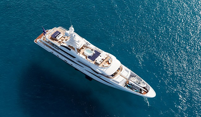 Amels 180 Superyacht to Be on Showcased at the Monaco Yacht Show 2018 5