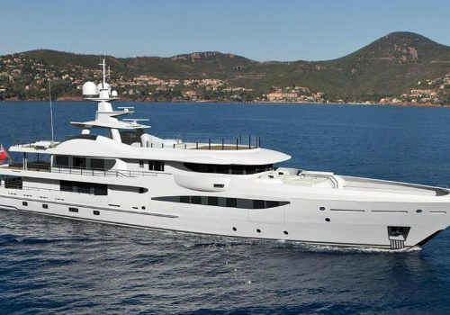 Amels 180 Superyacht to Be on Showcased at the Monaco Yacht Show 2018