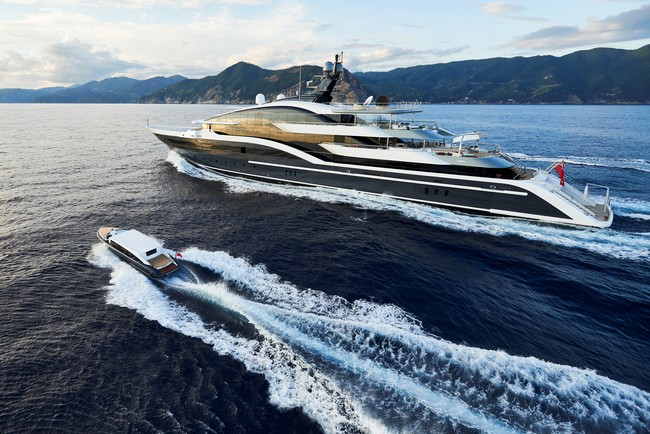 Our Favorite Moments and Exhibits So Far from Monaco Yacht Show 2018 12 Monaco Yacht Show Our Favorite Moments and Exhibits So Far from Monaco Yacht Show 2018 Our Favorite Moments and Exhibits So Far from Monaco Yacht Show 2018 12