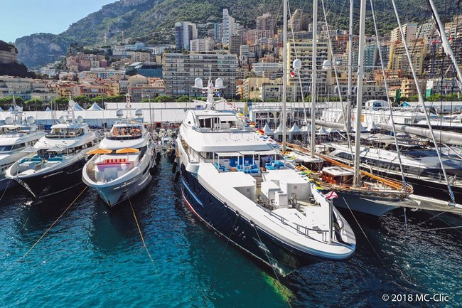 Our Favorite Moments and Exhibits So Far from Monaco Yacht Show 2018 2 Monaco Yacht Show Our Favorite Moments and Exhibits So Far from Monaco Yacht Show 2018 Our Favorite Moments and Exhibits So Far from Monaco Yacht Show 2018 2