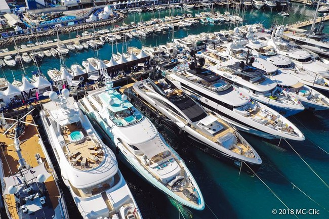Our Favorite Moments and Exhibits So Far from Monaco Yacht Show 2018 5 Monaco Yacht Show Our Favorite Moments and Exhibits So Far from Monaco Yacht Show 2018 Our Favorite Moments and Exhibits So Far from Monaco Yacht Show 2018 5