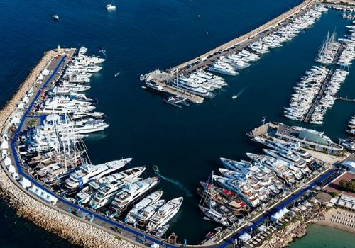 Relieve the Best Moments of Cannes Yachting Festival 2018