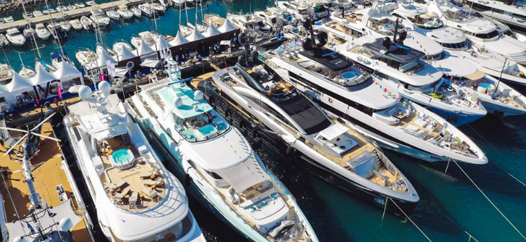 Monaco Yacht Show Our Favorite Moments and Exhibits So Far from Monaco Yacht Show 2018 featured 2