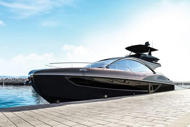 Lexus Presents Its First Massive Luxury Yacht Production LY 650 Yacht 1 Luxury Yacht Production Lexus Presents Its First Massive Luxury Yacht Production: LY 650 Yacht Lexus Presents Its First Massive Luxury Yacht Production LY 650 Yacht 1