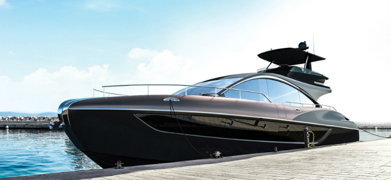Luxury Yacht Production Lexus Presents Its First Massive Luxury Yacht Production: LY 650 Yacht featured 1