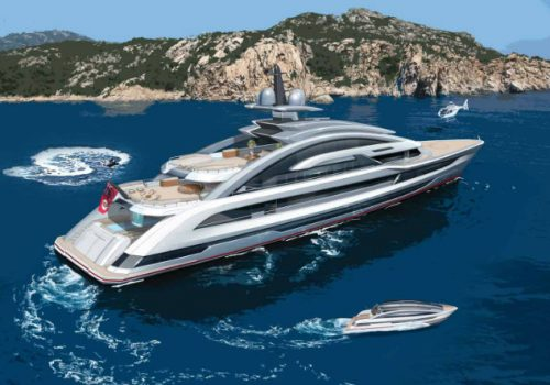 Meet COSMOS: Heesen's Largest Yacht project to date