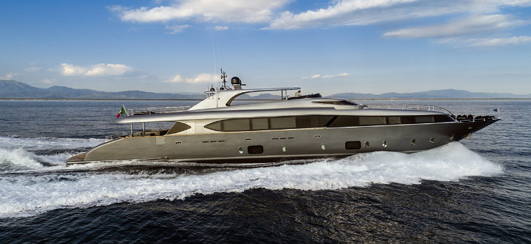 Meet Sands: one of the new Camper & Nicholsons charter yacht charter yacht Meet Sands: one of the new Camper & Nicholsons charter yacht Destaque