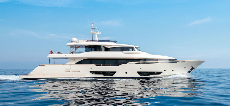 The top 5 Yachts on sale this week (19-23 November 2018)