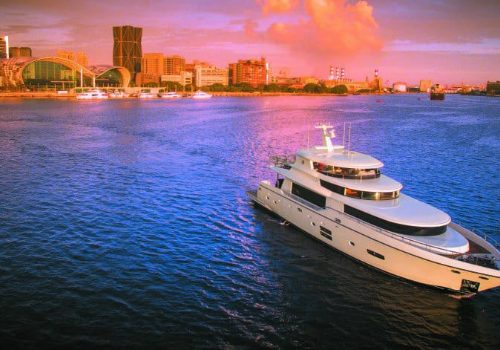 Johnson Yachts Launches Luxury Superyacht for its 30th Anniversary