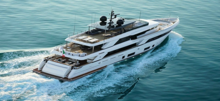 Navetta 42: Custom Line's Largest Yacht up to date Custom Line Navetta 42: Custom Line's Largest Yacht up to date img1 3