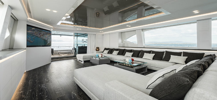 Meet Sands: one of the new Camper & Nicholsons charter yacht charter yacht Meet Sands: one of the new Camper & Nicholsons charter yacht img4