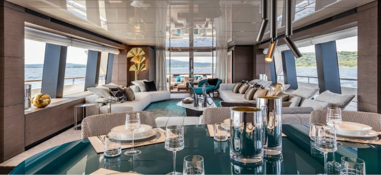 Navetta 42: Custom Line's Largest Yacht up to date Custom Line Navetta 42: Custom Line's Largest Yacht up to date img5 3