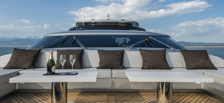 Meet Sands: one of the new Camper & Nicholsons charter yacht charter yacht Meet Sands: one of the new Camper & Nicholsons charter yacht img5