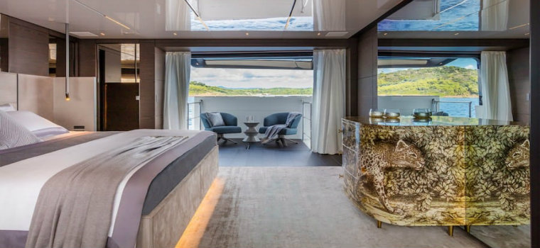Navetta 42: Custom Line's Largest Yacht up to date Custom Line Navetta 42: Custom Line's Largest Yacht up to date img6