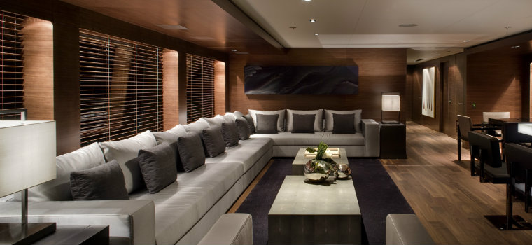 The World's top 10 Interior Yacht Designers Interior Yacht Designers The World's top 10 Interior Yacht Designers Armani Casa