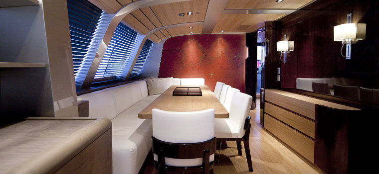 Interior Yacht Designers The World's top 10 Interior Yacht Designers Christian