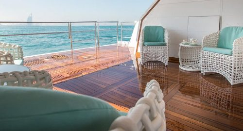 Have a look inside Gulf Craft's first Majesty 140