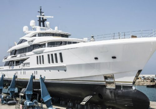 Fast and comfortable: it's Spectre the new superyacht by Benetti Benetti Fast and comfortable: it's Spectre the new superyacht by Benetti DESTAQUE 2 500x350