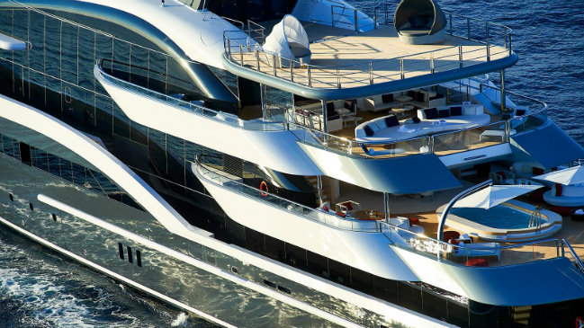Oceanco This 90-metre DAR is Oceanco's latest futuristic luxury yacht DESTAQUE 8