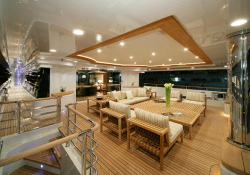 The best luxury living room yachts from our favorite celebrities