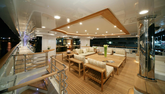 luxury living room The best luxury living room yachts from our favorite celebrities FEATURE