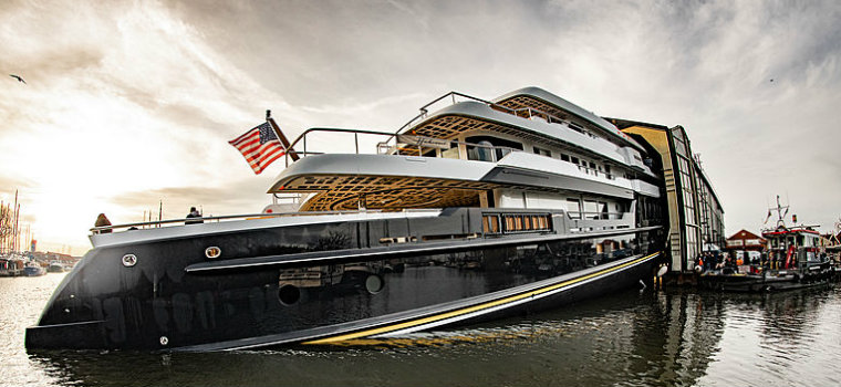 Take a first look at Hakvoort's largest yacht to date: Scout Hakvoort Take a first look at Hakvoort's largest yacht to date: Scout IMG1 1