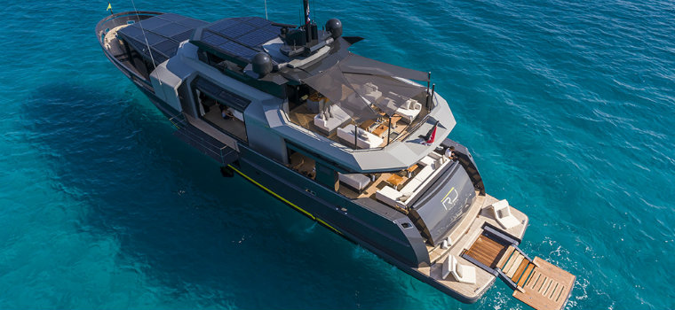 This is Arcadia's latest Eco-Friendly Yacht arcadia This is Arcadia's latest Eco-Friendly Yacht IMG1 2