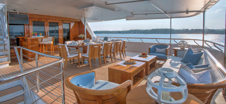 Feadship Cynthia See the result of the refit of 55m Feadship Cynthia IMG2 4