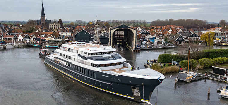 Hakvoort Take a first look at Hakvoort's largest yacht to date: Scout IMG4 1