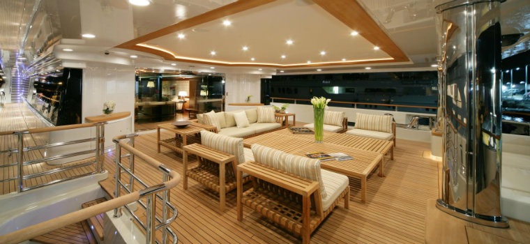 luxury living room The best luxury living room yachts from our favorite celebrities Maraya Sean    Diddy    Combs