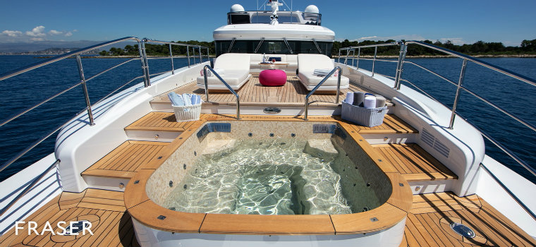 yachts These are some of the most notable new yachts launched in 2018 Uriamir2