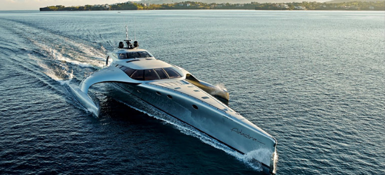 Adastra superyacht is an example of the future of yacht design adastra superyacht Adastra superyacht is an example of the future of yacht design ADASTRA1