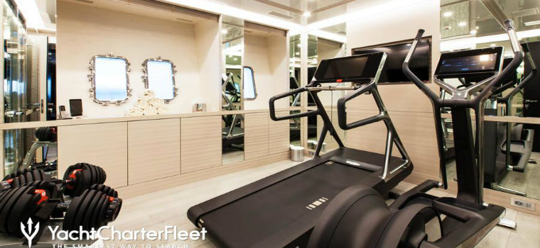 Top 7 best examples of luxury yacht GYMS luxury yacht GYMS Top 7 best examples of luxury yacht GYMS APRICITY