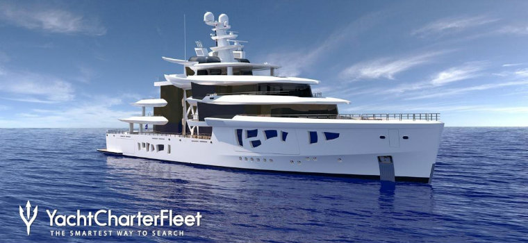 Keep an eye on these upcoming new yachts during this year upcoming new yachts Keep an eye on these upcoming new yachts during this year ARTEFACT yacht 1 large