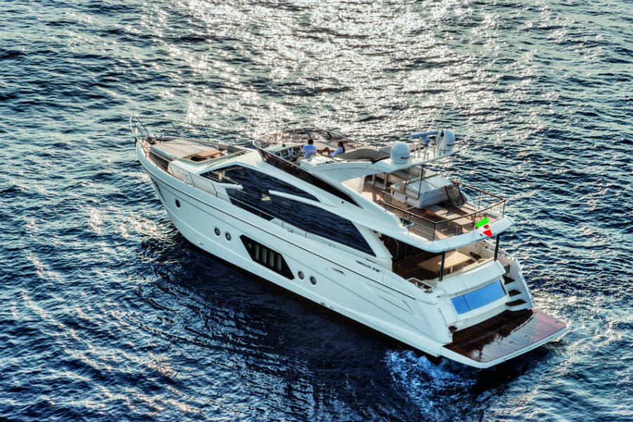 These are the top 5 new yachts introduced at Boot Düsseldorf 2019 Boot Düsseldorf 2019 These are the top 5 new yachts introduced at Boot Düsseldorf 2019 Absolute62Fly
